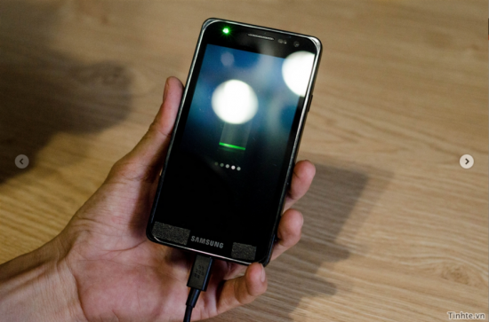 Samsung Galaxy S III surprins in imagini video?