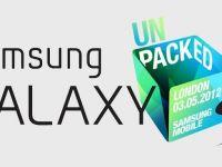 Samsung confirma numele mult asteptatului smartphone Galaxy. Descarca gratuit aplicatia pe care va fi transmisa LIVE lansarea S3