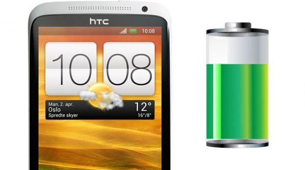 HTC One X devanseaza iPhone 4S si Galaxy S II la autonomie convorbiri