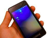 VIDEO BlackBerry pregateste un smartphone cu display mare