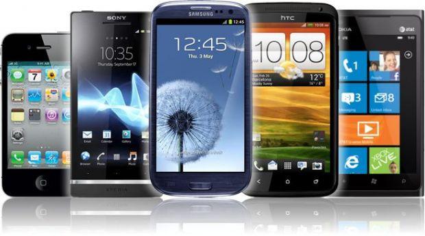 Galaxy S III vs. iPhone 4S vs. HTC One X vs. Sony Xperia S vs. Nokia Lumia 900