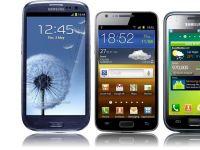 Trilogia GALACTICA: Galaxy S III vs. Galaxy S II vs. Galaxy S
