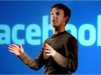 Fondatorul Facebook, surprins cu machiaj la ochi