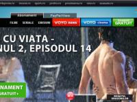 Voyo.ro ofera o noua provocare, incepand de AZI: primul canal de stiri online: VOYONEWS