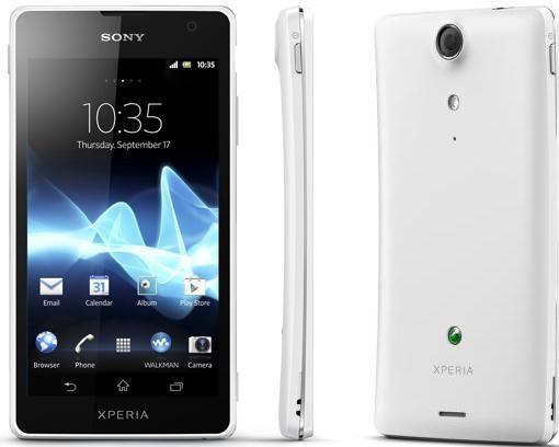 Sony anunta un nou smartphone Android cu display mare si camera cu o rezolutie de 13 MP