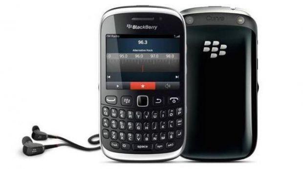 RIM lanseaza BlackBerry Curve 9220 si BlackBerry Curve 9320