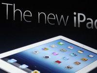 Dupa doar doua luni de la lansare, Apple schimba denumirea noului iPad