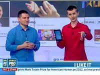 Magia gadgeturilor. Ce a facut Cristian Gog cu tableta lui George Buhnici la iLikeIT