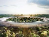 Apple construieste un OZN in California