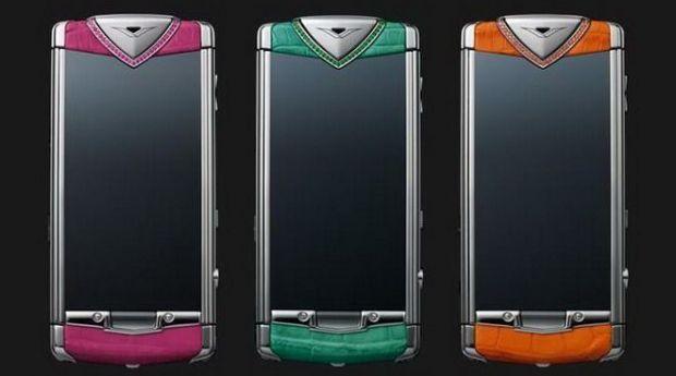 Brandul de lux de la Nokia, Vertu, lanseaza colectia de vara