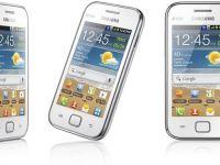 Samsung a lansat varianta dual-SIM pentru popularul model GALAXY Ace
