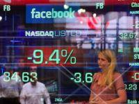 Facebook se prabuseste tot mai mult. Actiunile scad cu inca 10%
