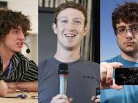 Mark Zuckerberg bate palma cu hackerii, pentru a poiecta un telefon mai tare decat iPhone-ul