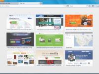 VIDEO Firefox se schimba. Versiunea 13 este mai rapida si are un nou look. Download Firefox 13 aici