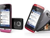 Nokia lanseaza trei noi modele Asha cu ecran tactil