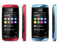 VIDEO Nokia lanseaza un telefon touch ieftin cu Wi-Fi si dual-SIM