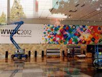 FOTO: Primele imagini de la conferinta Apple: WWDC 2012