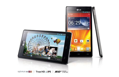 Smartphone-ul cu patru nuclee de la LG a ajuns in Europa