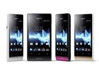 VIDEO Xperia miro, smartphone-ul Sony pentru Facebook