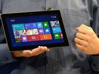 Tableta Microsoft Surface, o rivala a iPad-ului. Comparatie