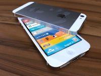 FOTO: Cum ar putea arata  telefonul splendid  iPhone 5 de culoare alba