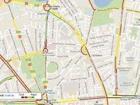 Google Trafic e in sfarsit disponibil si in Romania. Verifica ONLINE cat de aglomerat e drumul tau