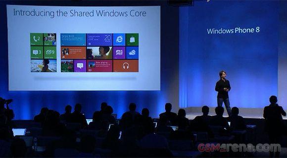 VIDEO A fost lansat Windows Phone 8. Este cu 50% mai rapid pe Internet decat sistemul de operare de pe iPhone 4S