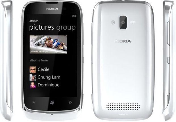 Lumia 610, cel mai ieftin model Nokia cu Windows Phone