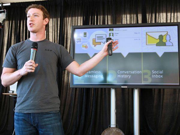 Facebook ti-a schimbat adresa de email. Decizia, luata pe ascuns, afecteaza 900 milioane de oameni