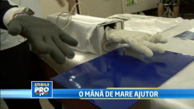 Dispozitivul care face operatii la distanta. Inventia unui elev roman poate revolutiona chirurgia