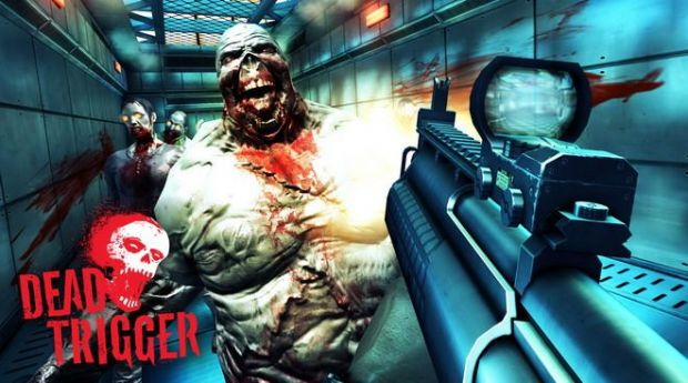 VIDEO Shooterul Dead Trigger pe Android si iPhone. Trailer  Download