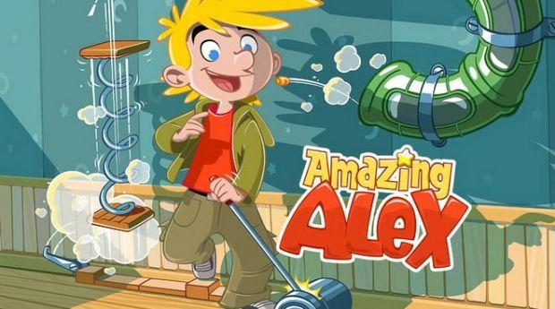 VIDEO Dupa Angry Birds, Rovio pregateste un nou joc. Trailer Amazing Alex