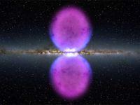 Monstrul din centru Caii Lactee va devora un nor de gaze