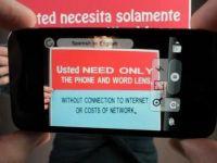 VIDEO Transforma-ti telefonul in translator de calatorie. Download Word Lens aici!