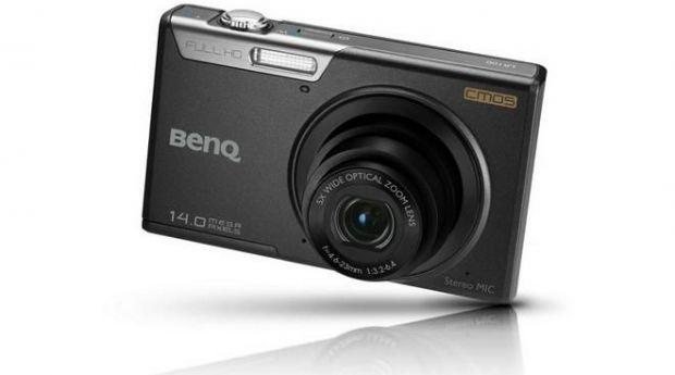 BenQ LR100, camera accesibila cu inregistrare video Full-HD