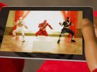 VIDEO In competitia cu iPad si Galaxy Tab, Nexus 7 se infrunta cu trei luptatori ninja