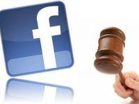 Presiuni Facebook in justitie? Un judecator s-a retras cu o zi inainte proces