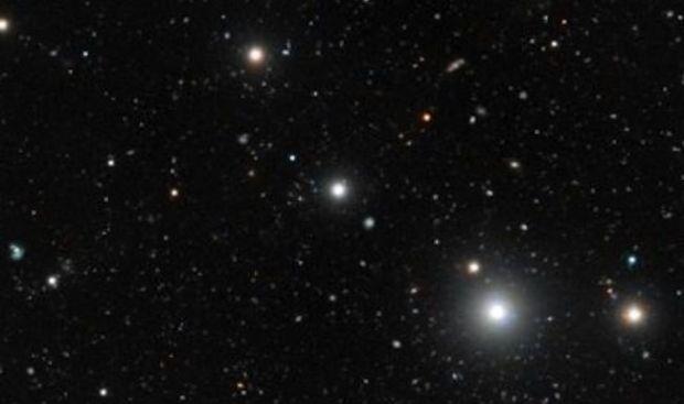 FOTO: Partea nevazuta a Universului. Cercetatorii au descoperit  Galaxia Invizibila