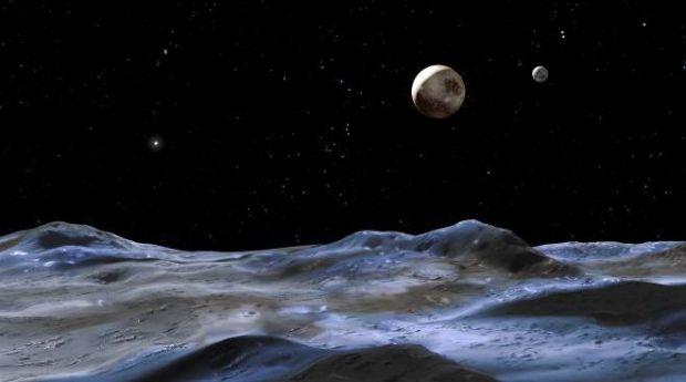 FOTO: Specialistii de la NASA au descoperit o noua Luna in Sistemul Solar