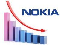 Nokia inregistreaza pierderi de aproape jumatate de miliard de euro