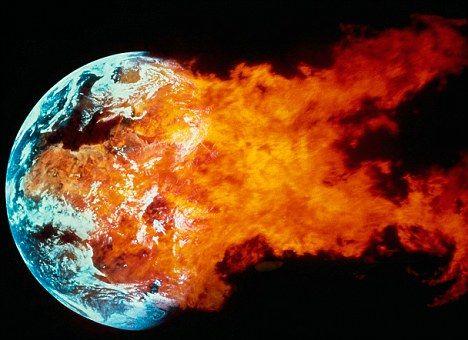 Apocalipsa Terrei a fost calculata. Cand va fi Pamantul distrus de soare