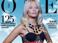 Laura Cosoi a pozat la iLikeIT pentru coperta revistei The One. Cum a fost totul gata in numai 5 minute