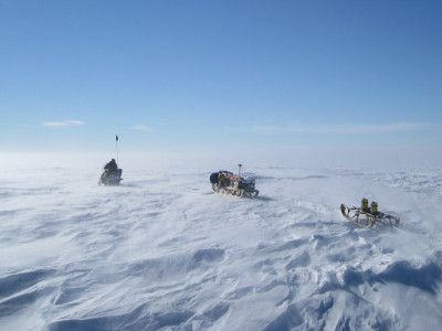 Descoperire neasteptata sub gheata din Antarctica. Exploratorii sunt uimiti