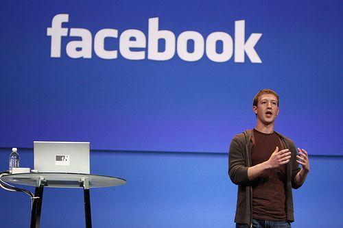 Facebook se prabuseste tot mai mult. Actiunile scad fantastic