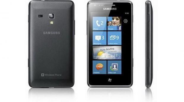 Cel mai nou smartphone Samsung cu Windows ajunge in Europa. VIDEO review Omnia M