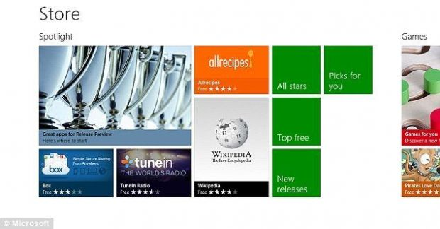 Windows 8 intra in faza finala. Microsoft a lansat versiunea RTM
