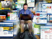 Traim mai mult online decat in lumea reala. Ce se intampla pe Internet intr-un minut INFOGRAFIC