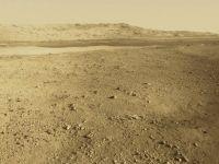 Primul pas virtual pe Marte. Cum arata prima panorama in unghi de 360 de grade pe Planeta Rosie