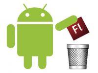 Google scoate Adobe Flash Player pentru Android din Google Play