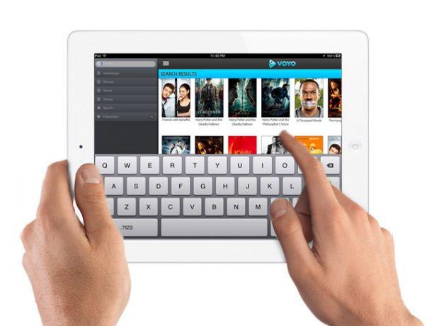 Te abonezi la Voyo.ro si poti castiga un iPad!